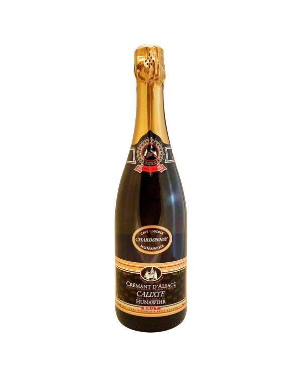 CALIXTE Crémant D'Alsace Chardonnay, Bublinkove vino, vinotéka Bratislava Slnecnice, Sunnywines, rozvoz vina, winebar, šampanské