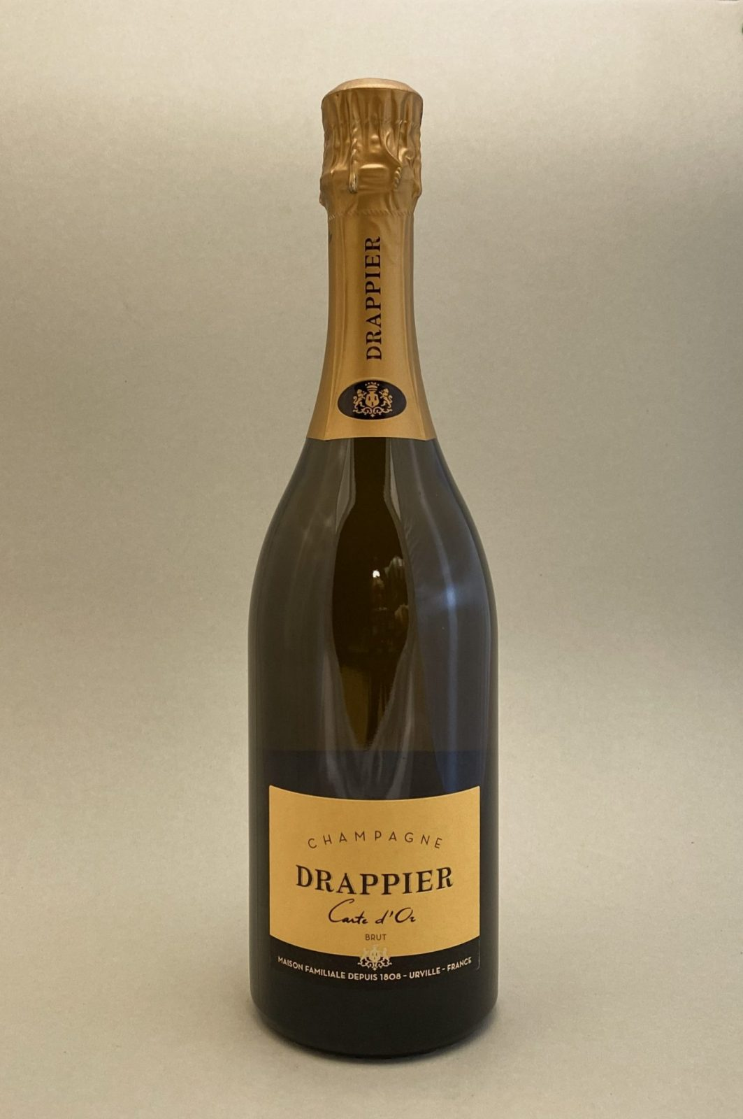 DRAPPIER Carte D'Or Champagne Brut, Bulbinkove vino, vinotéka Bratislava Slnecnice, Sunnywines, rozvoz vina, winebar