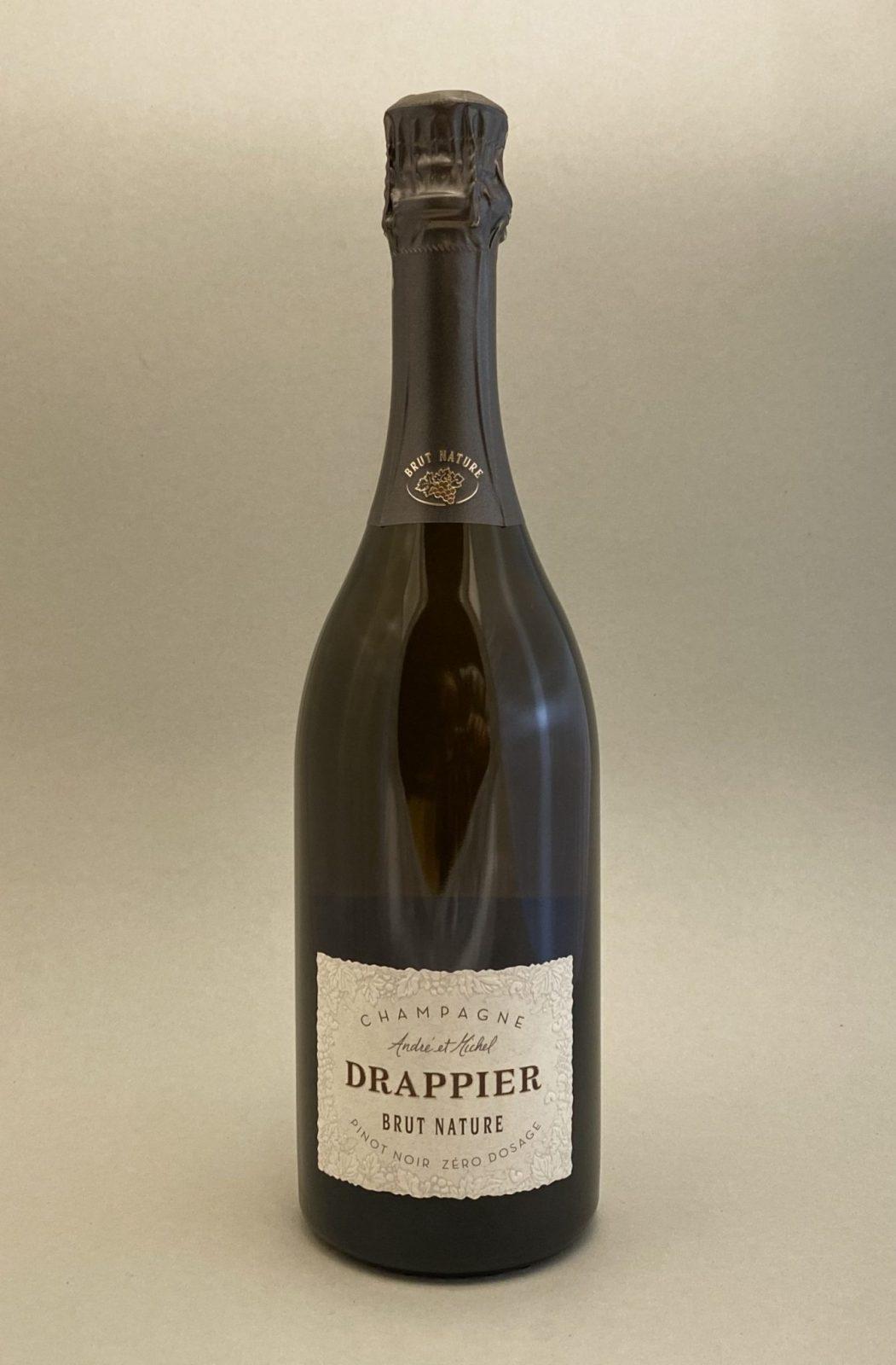 DRAPPIER Champagne Brut Nature, Bulbinkove vino, vinotéka Bratislava Slnecnice, Sunnywines, rozvoz vina, winebar, Pripime si štýlovo na nový rok 2021, čo sa hodí na nezabudnuteľný prípitok, vinoteka Sunnywines, Champagne