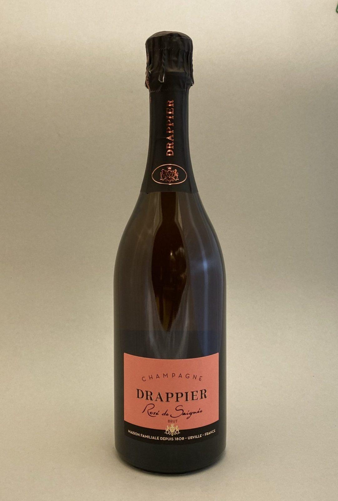 DRAPPIER Rosé Champagne Brut, Bulbinkove vino, vinotéka Bratislava Slnecnice, Sunnywines, rozvoz vina, winebar, Pripime si štýlovo na nový rok 2021, čo sa hodí na nezabudnuteľný prípitok, vinoteka Sunnywines, Champagne