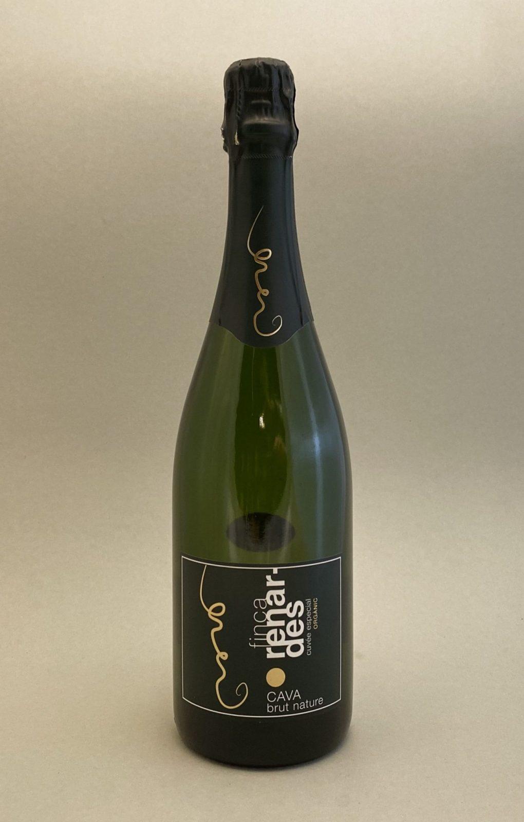 FINCA RENARDES CAVA Brut Nature, Bulbinkove vino, vinotéka Bratislava Slnecnice, Sunnywines, rozvoz vina, winebar