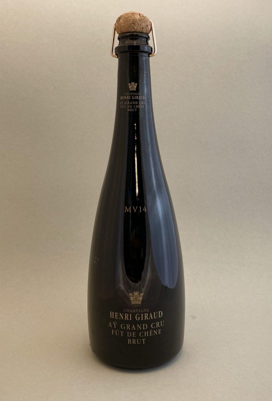 HENRI GIRAUD Fut Chene MV14 Grand Cru Champagne Brut, Bulbinkove vino, vinotéka Bratislava Slnecnice, Sunnywines, rozvoz vina, winebar