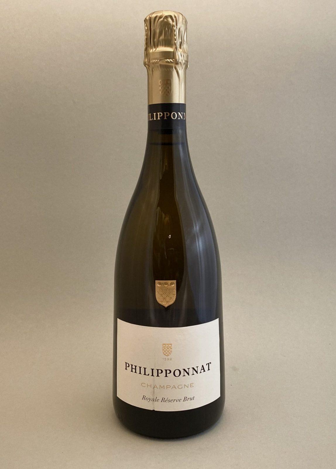 PHILIPPONNAT Royale Reserve Champagne Brut, Bulbinkove vino, vinotéka Bratislava Slnecnice, Sunnywines, rozvoz vina, winebar
