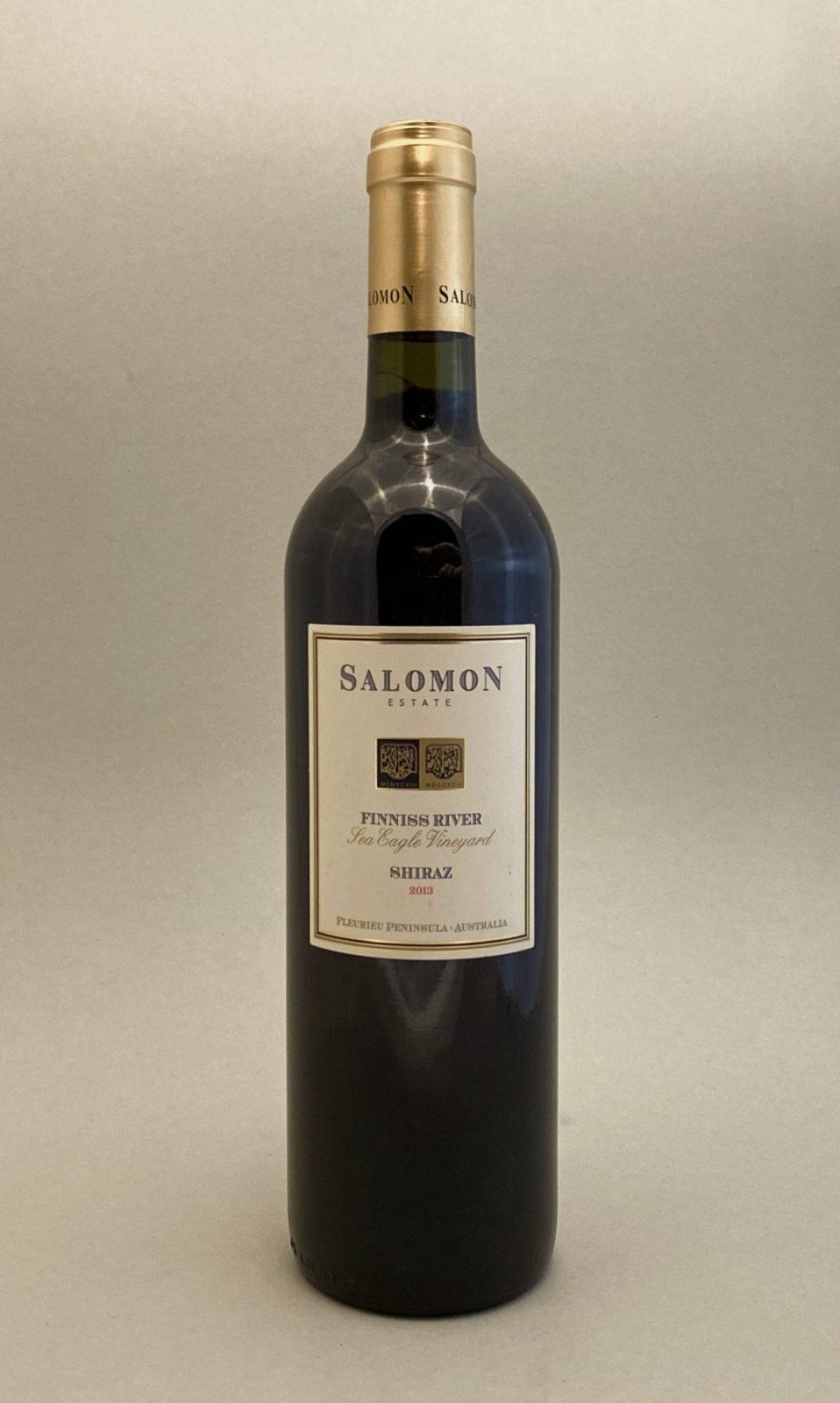 SALOMON Finniss River Shiraz 2013, vinoteka Bratislava slnecnice mesto, petrzalka, vino červene z Australie