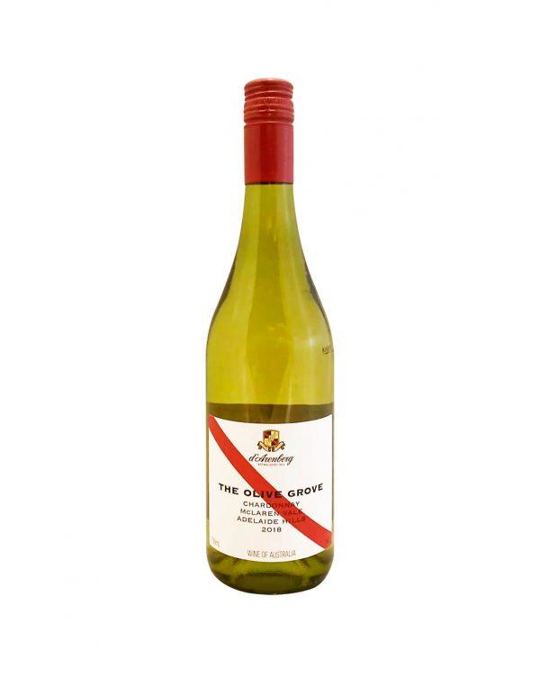 THE OLIVE GROVE Chardonnay 2018, vinoteka Sunnywines Bratislava Petrzalka slnecnice mesto, vino biele z Australie, Poprad