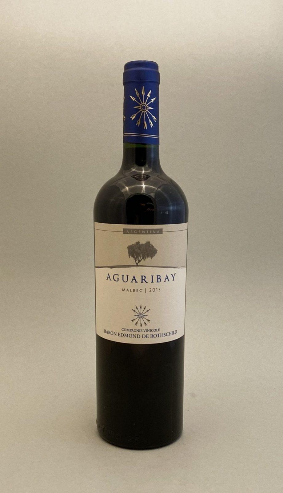 AGUARIBAY - Malbec 2015, vinoteka slnecnice mesto, petrzalka Bratislava, vino cervene z Argentiny
