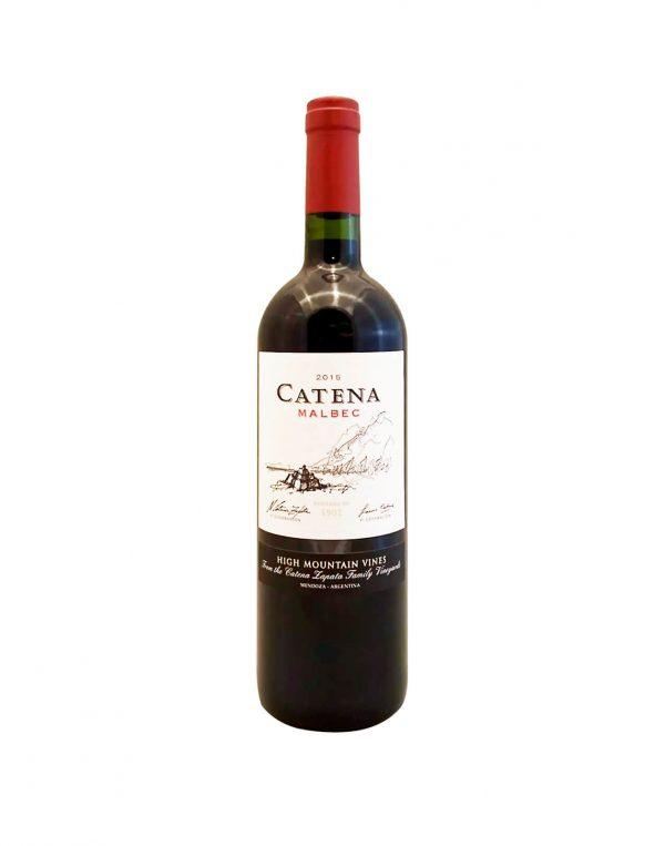 CATENA - Malbec 2015, vinoteka Sunnywines slnecnice mesto, petrzalka Bratislava, vino cervene z Argentiny, Bratislava, Poprad
