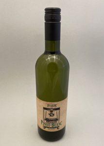 Foriš Vinárstvo Pinot Blanc, vinotéka Sunnywines Slnečnice mesto Petrzalka, biele víno
