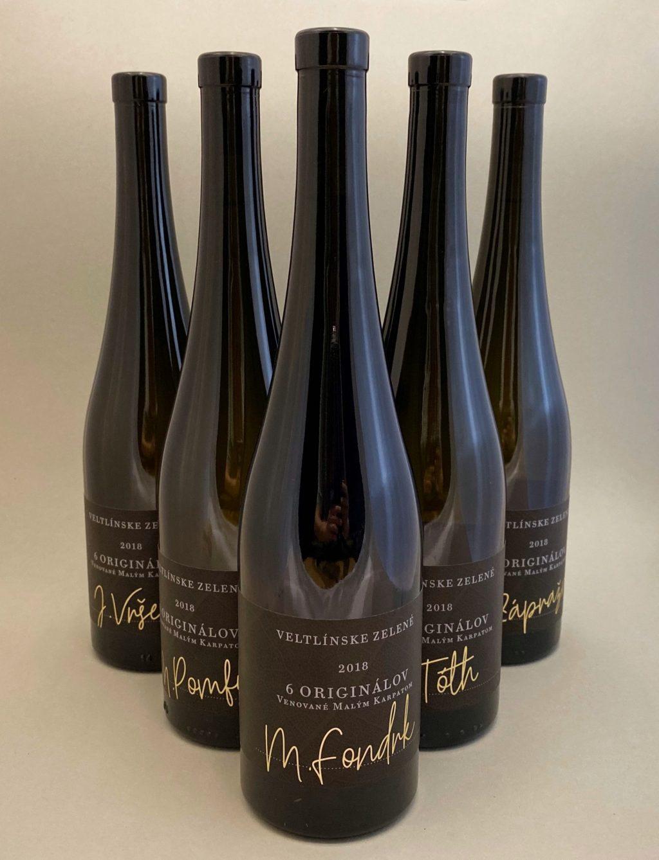 6 ORGINÁLOV, vinotéka v Slnečniciach, slovenské biele víno, Bratislava Petržalka, Sunny Wines