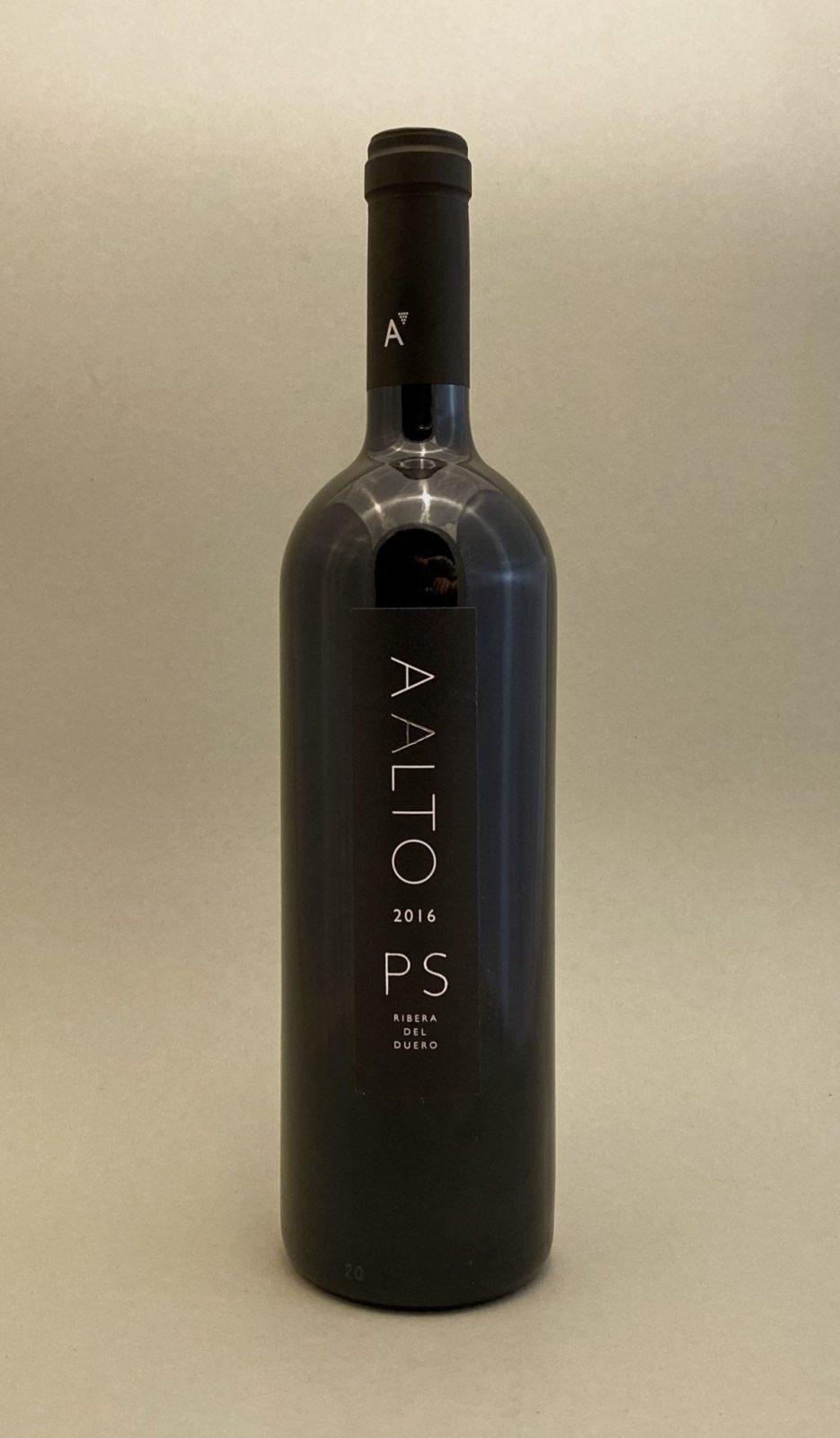 AALTO PS Tempranillo 2016, vinotéka Sunny wines Slnečnice Bratislava Petržalka, rozvoz vín, cervene vino zo Spanielska