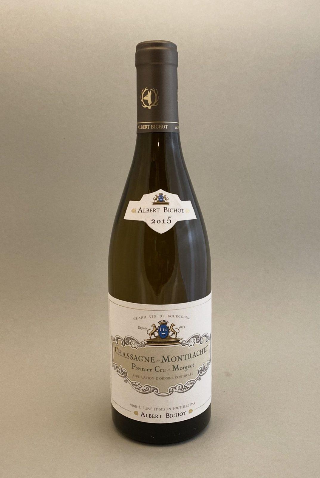 ALBERT BICHOT Chassagne Montrachet 2015, vinoteka Bratislava slnecnice mesto, petrzalka, vino biele z Francúzska