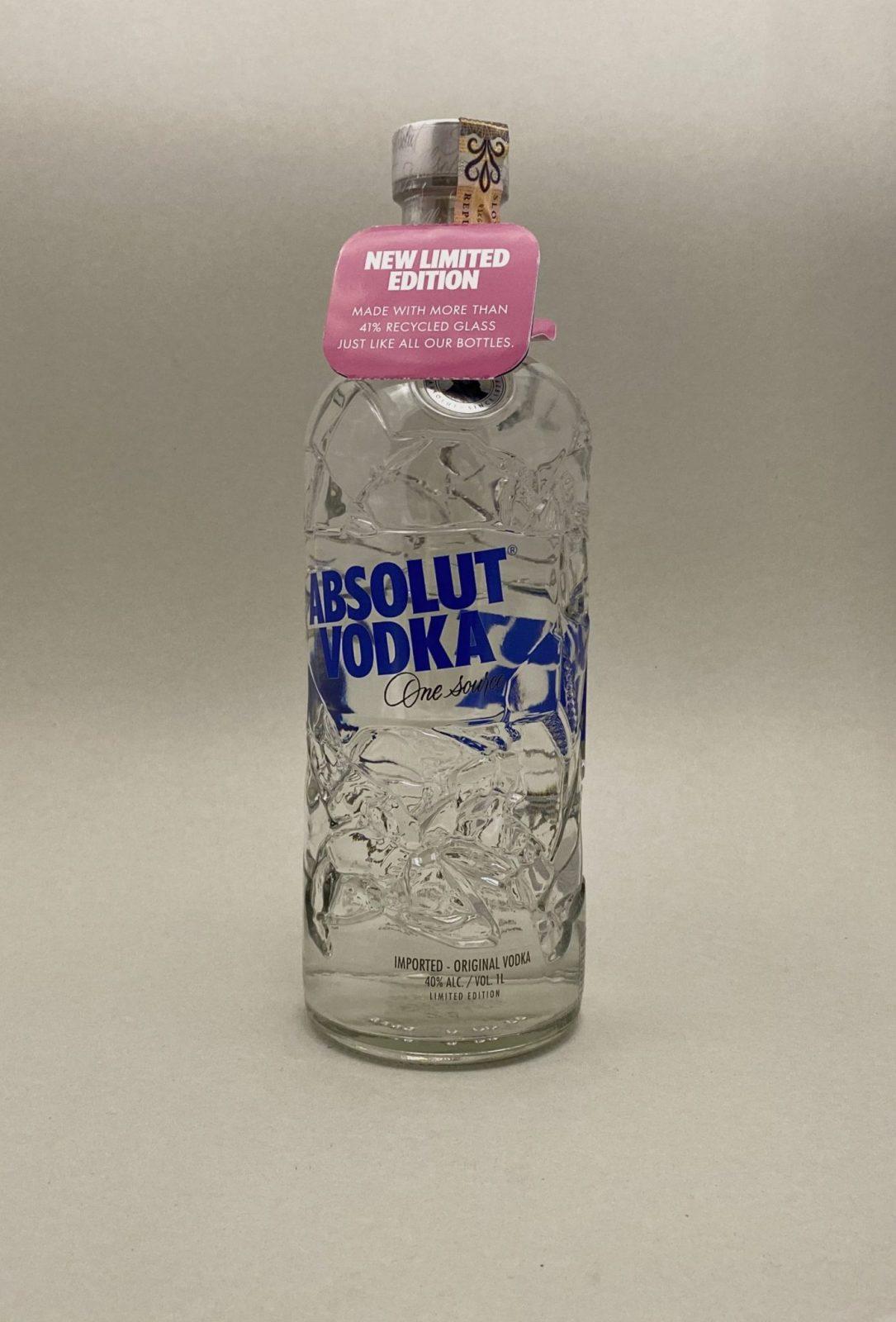 Absolut Comeback 40%, Bottleshop Sunny wines slnecnice mesto, petrzalka, Vodka, rozvoz alkoholu, eshop