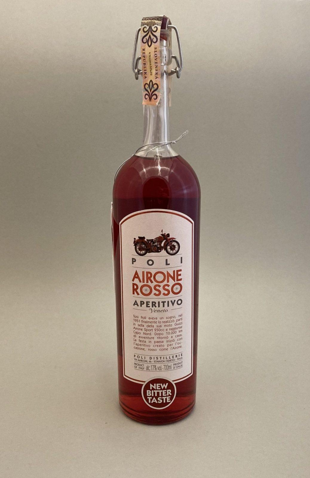 Airone Rosso 17%, Bottleshop Sunny wines slnecnice mesto, petrzalka, likér, rozvoz alkoholu, eshop
