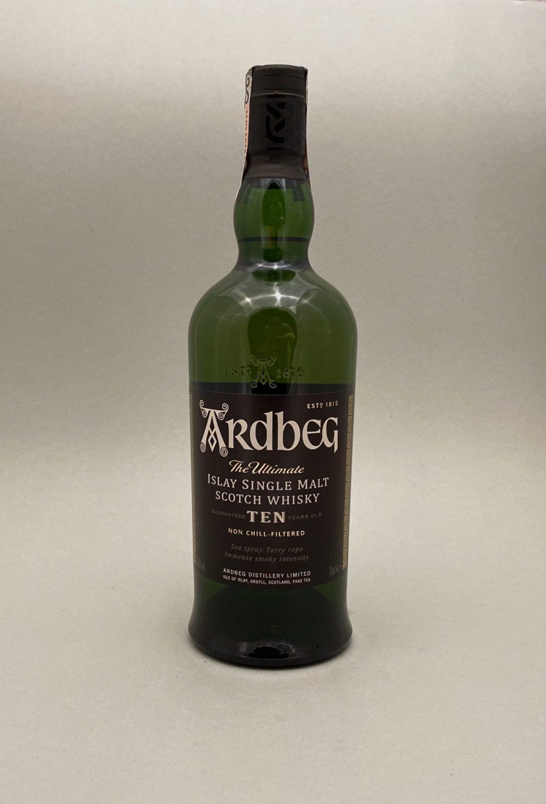 Ardbeg 10YO 46%, Bottleshop Sunny wines slnecnice mesto, petrzalka, Škótska Whisky, rozvoz alkoholu, eshop