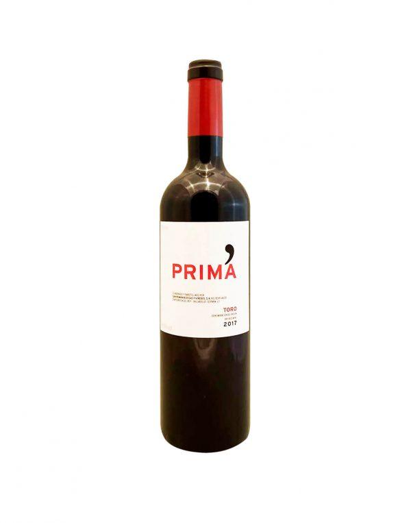 BODEGAS SAN ROMAN Prima 2017, vinotéka Sunny wines Slnečnic Bratislavae Petržalka, rozvoz vín, cervene vino zo Spanielska