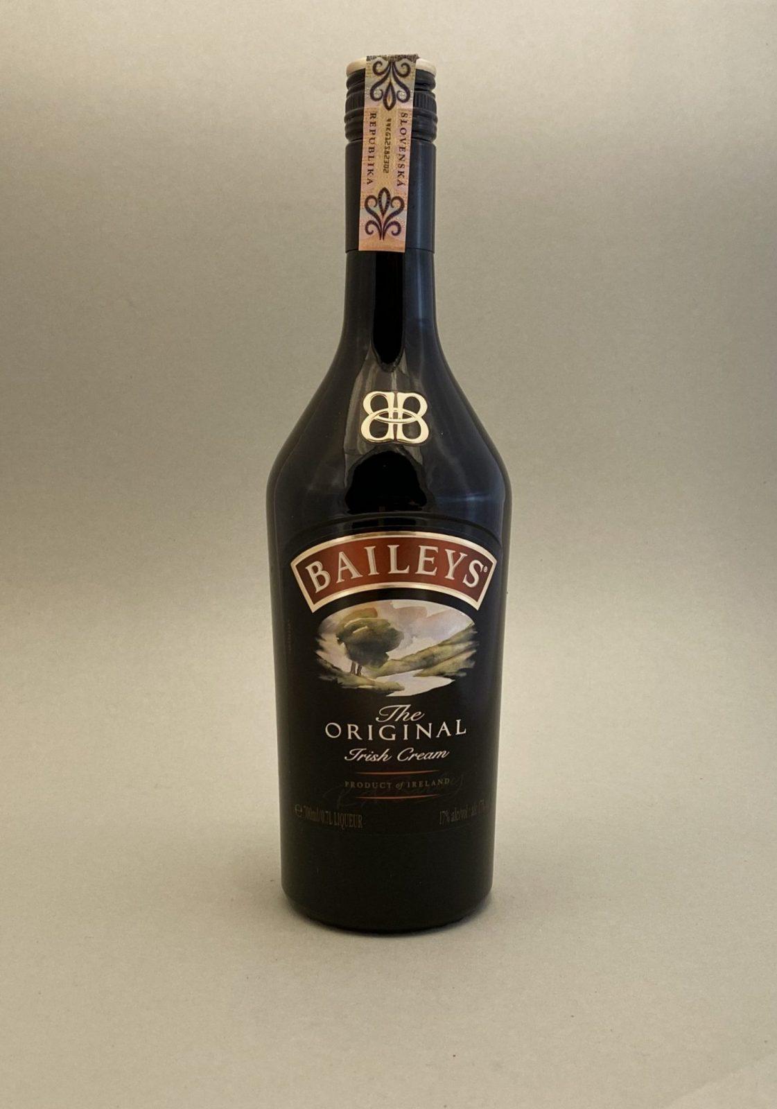 Baileys 17%, Bottleshop Sunny wines slnecnice mesto, petrzalka, likér, rozvoz alkoholu, eshop