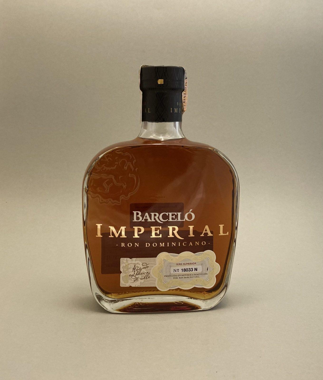 Barceló Imperial 38%, Bottleshop Sunny wines slnecnice mesto, petrzalka, rum, rumy, rozvoz alkoholu, eshop