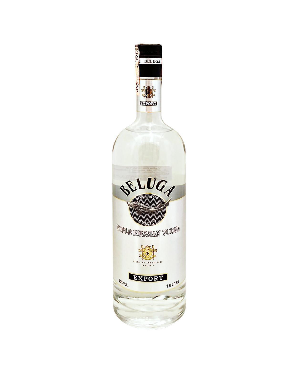 Beluga Vodka 40%, Bottleshop Sunny wines slnecnice mesto, petrzalka, Vodka, rozvoz alkoholu, eshop