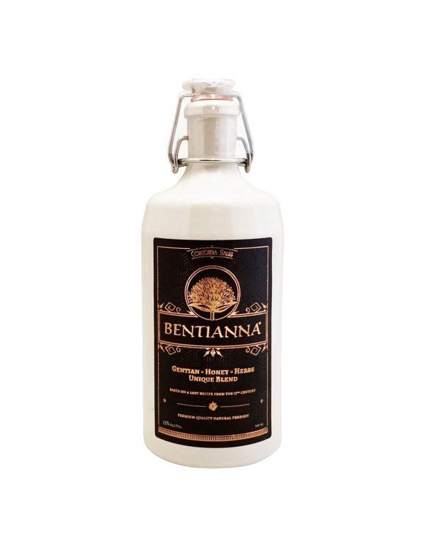 Bentiana 13%, Bottleshop Sunny wines slnecnice mesto, petrzalka, likér, rozvoz alkoholu, eshop