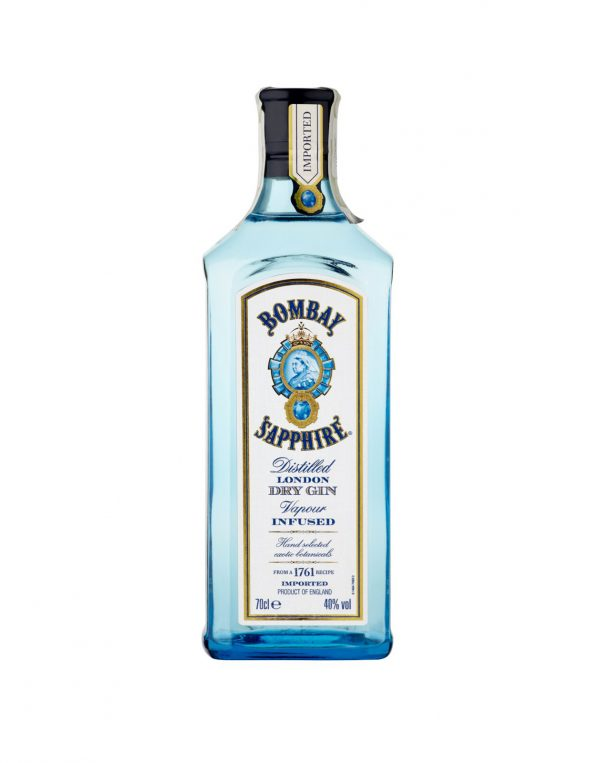 Bombay Sapphire 40%, Bottleshop Sunny wines slnecnice mesto, petrzalka, Gin, rozvoz alkoholu, eshop