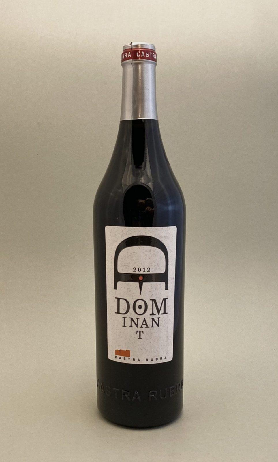 CASTRA RUBRA Dominant 2012, vinoteka Bratislava slnecnice mesto, petrzalka, vino červené z Bulharska