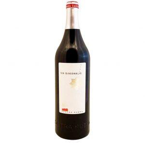 CASTRA RUBRA Via Diagonalis 2010, vinoteka Sunnywines Bratislava slnecnice mesto, petrzalka, vino červené z Bulharska