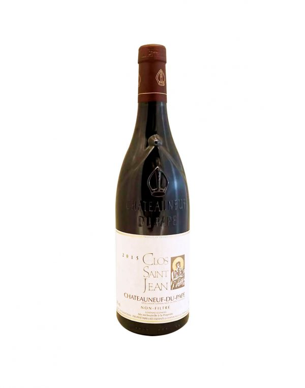 CLOS SAINT JEAN Chateauneuf Du Pape, vinoteka Sunny wines slnecnice mesto Bratislava, petrzalka, vino červené z Francúzska