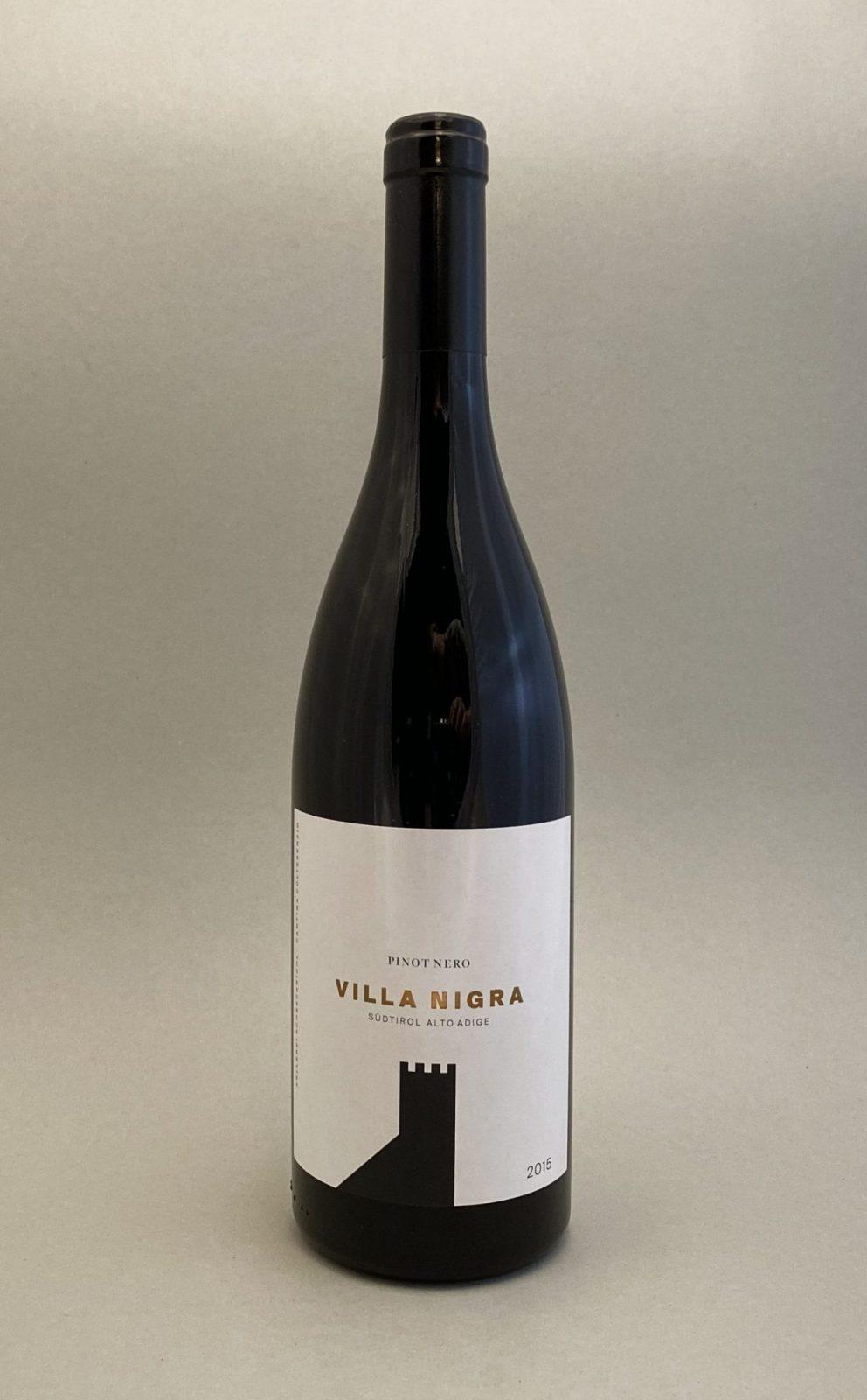 COLTERENZIO Villa Nigra Pinot Nero 2015, vinoteka Sunny wines slnecnice mesto, Bratislava petrzalka, vino červené z Talianska, rozvoz vín, eshop