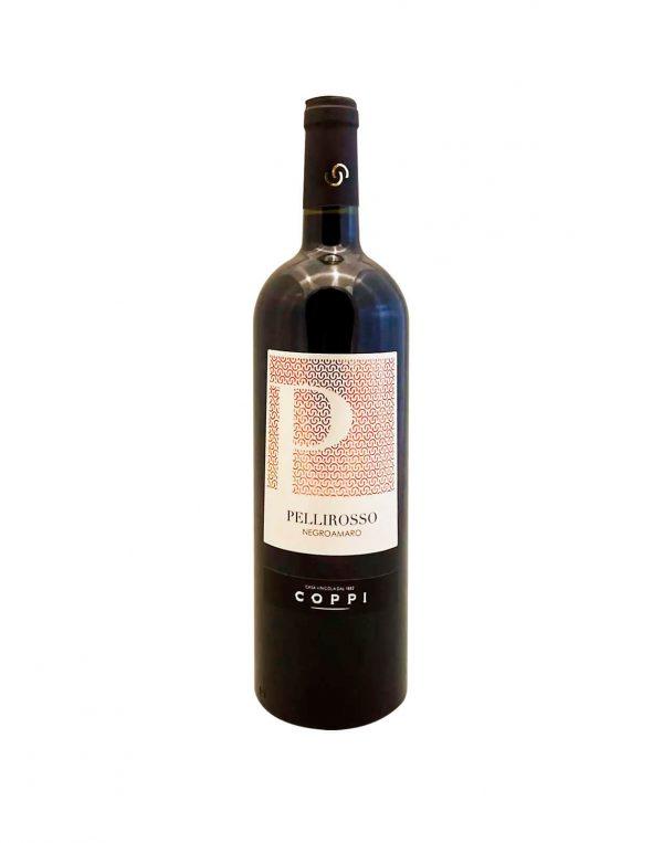 COPPI Pellirosso Negroamaro, vinoteka Sunny wines slnecnice mesto, Bratislava petrzalka, vino červené z Talianska, rozvoz vín, eshop