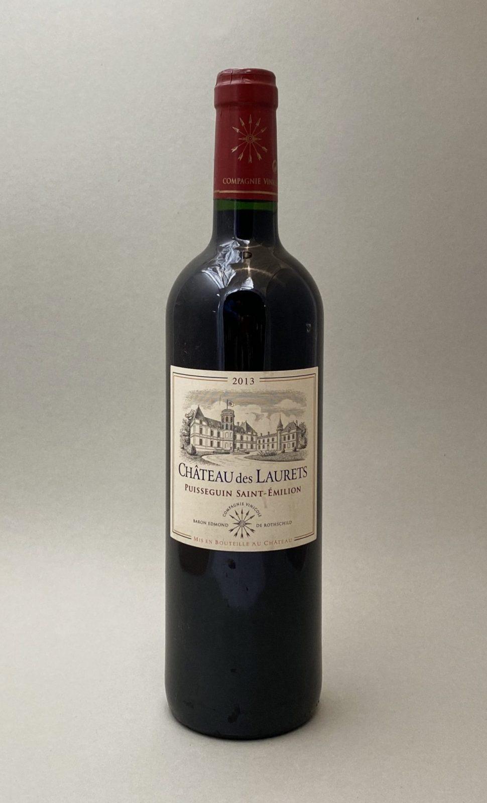 Château DES LAURETS, vinoteka Sunny wines slnecnice mesto Bratislava, petrzalka, vino červené z Francúzska