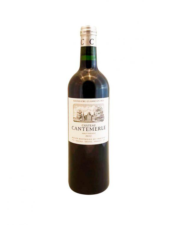 Château CANTEMERLE 2012, vinoteka Sunny wines slnecnice mesto, Bratislava petrzalka, vino červené z Francúzska