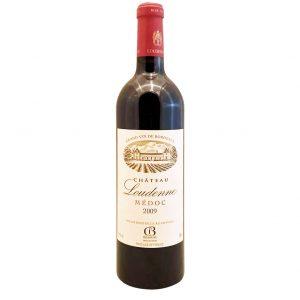 Château LOUDENNE MEDOC 2009, vinoteka Sunny wines slnecnice mesto, Bratislava petrzalka, vino červené z Francúzska