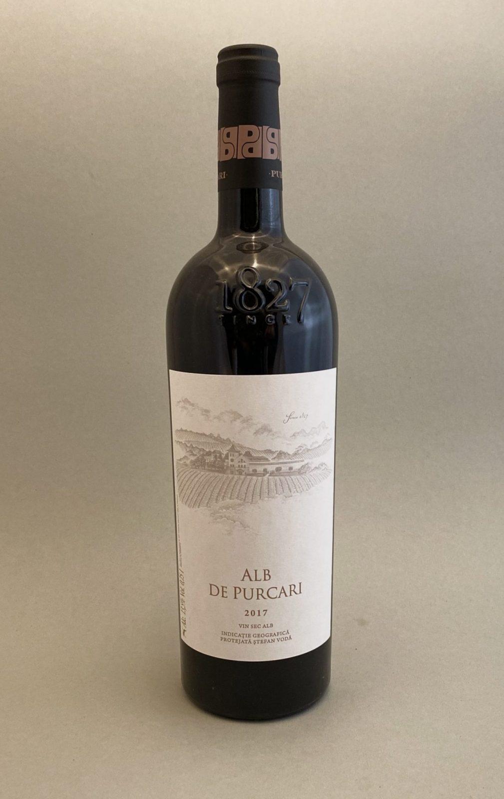 Chateau PURCARI Alb De Purcari 2017, vinoteka Sunny wines slnecnice mesto, Bratislava petrzalka, vino červené z Moldavska
