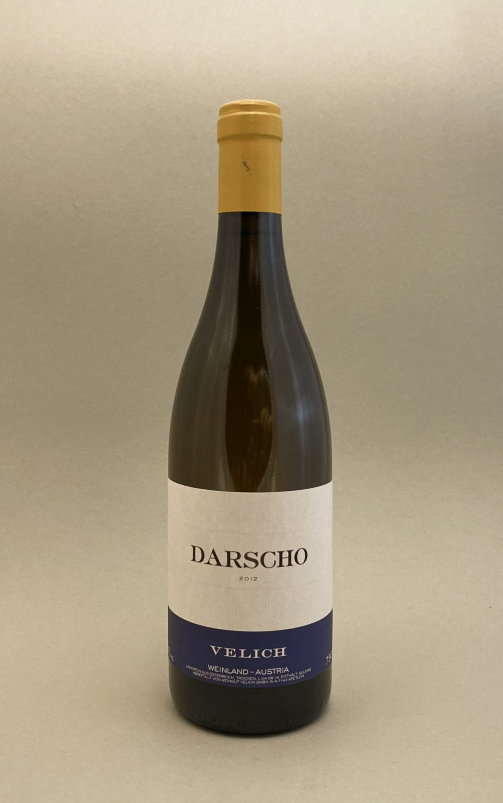 DARSCHO Chardonnay 2012, vinoteka Sunny wines slnecnice mesto, Bratislava petrzalka, vino biele z Rakúska