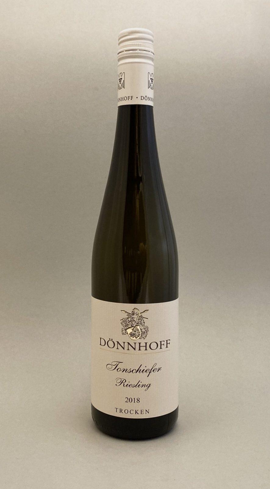 DONNHOFF Tonschiefer Riesling 2018, vinoteka Sunny wines slnecnice mesto, Bratislava petrzalka, vino biele z Nemecka