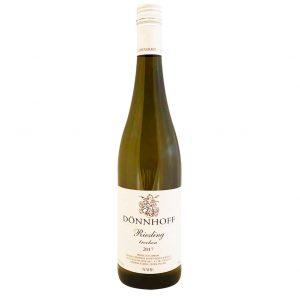 DONNHOFF Riesling 2017, vinoteka Bratislava Sunny wines slnecnice mesto, petrzalka, vino biele z Nemecka