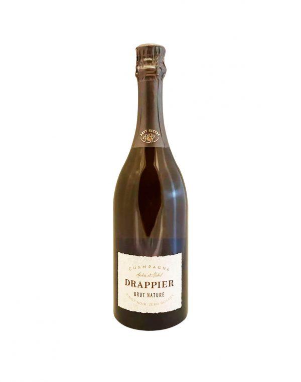 DRAPPIER Champagne Brut Nature, Bublinkove vino, vinotéka Bratislava Slnecnice, Sunnywines, rozvoz vina, winebar, Pripime si štýlovo na nový rok 2021, čo sa hodí na nezabudnuteľný prípitok, vinoteka Sunnywines, Champagne, šampanské