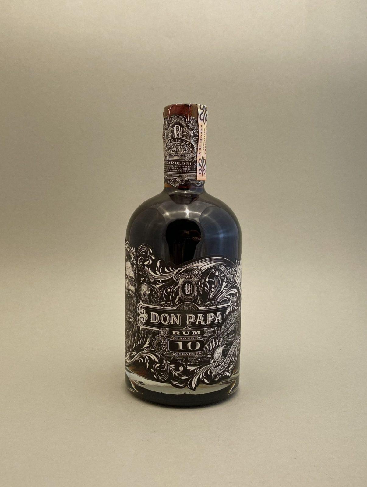 Don Papa 10YO 43%, Bottleshop Sunny wines slnecnice mesto, petrzalka, rum, rumy, rozvoz alkoholu, eshop