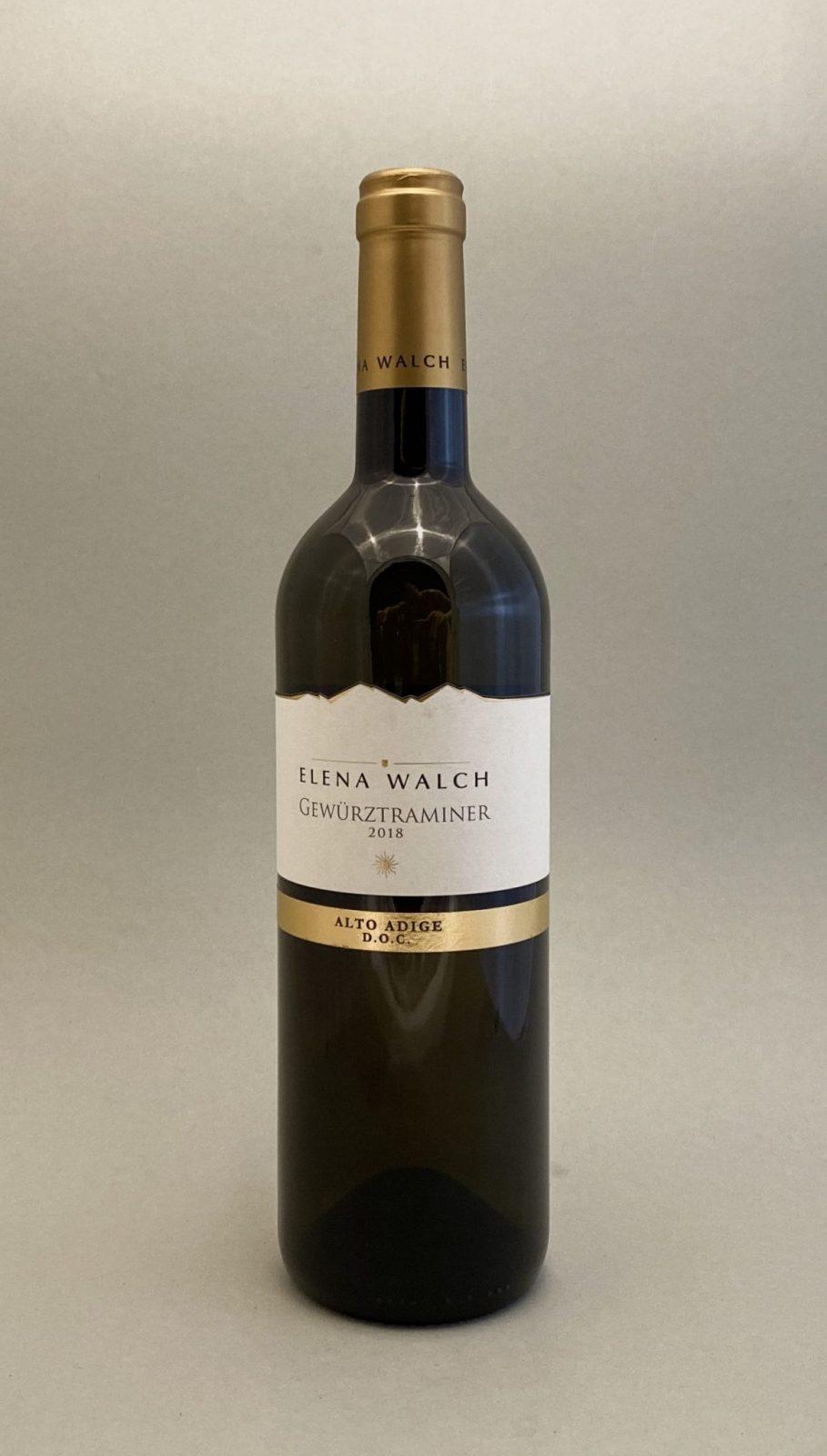 ELENA WALCH Gewürtztraminer 2018, vinoteka Sunny wines slnecnice mesto, Bratislava petrzalka, vino biele z Talianska