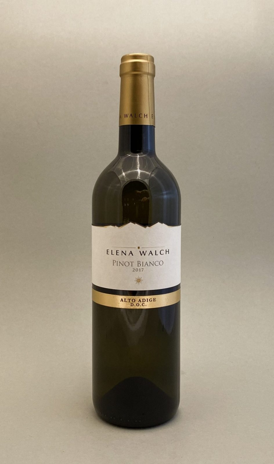 ELENA WALCH Pinot Bianco 2017, vinoteka Sunny wines slnecnice mesto, Bratislava petrzalka, vino biele z Talianska