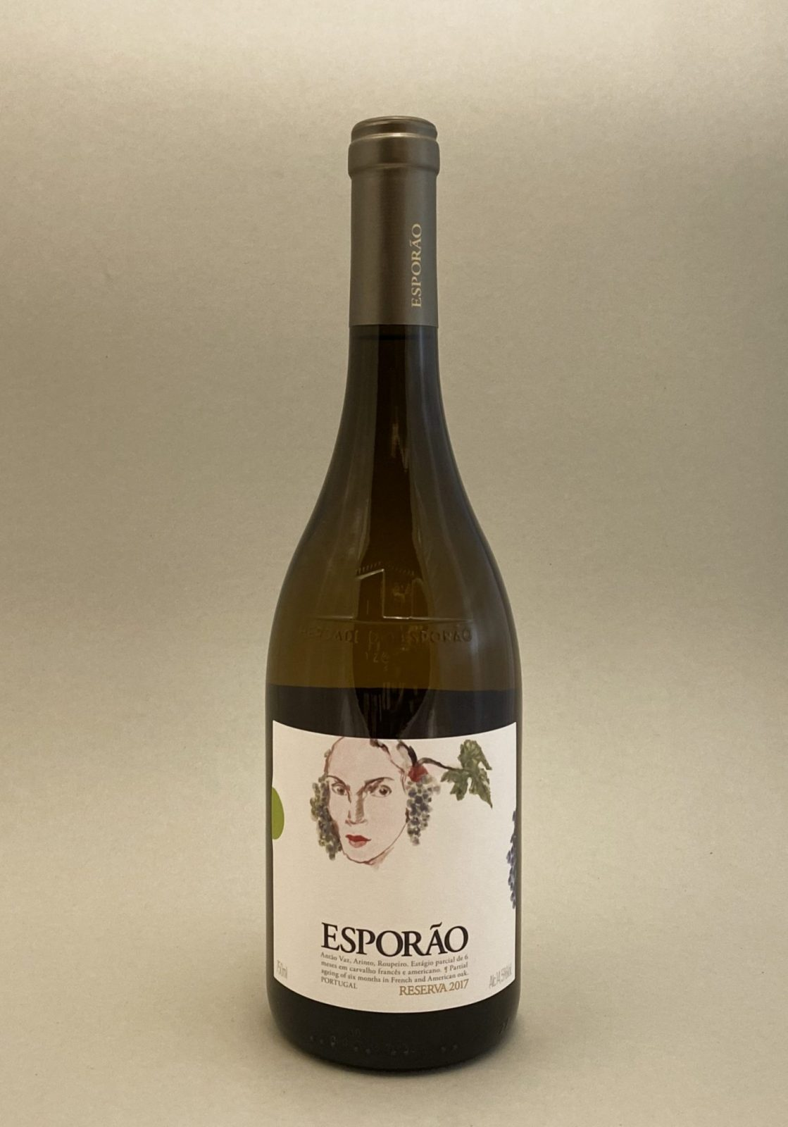Esporão Reserva 2017, vinoteka Sunny wines slnecnice mesto Bratislava, petrzalka, vino biele z Portugalska