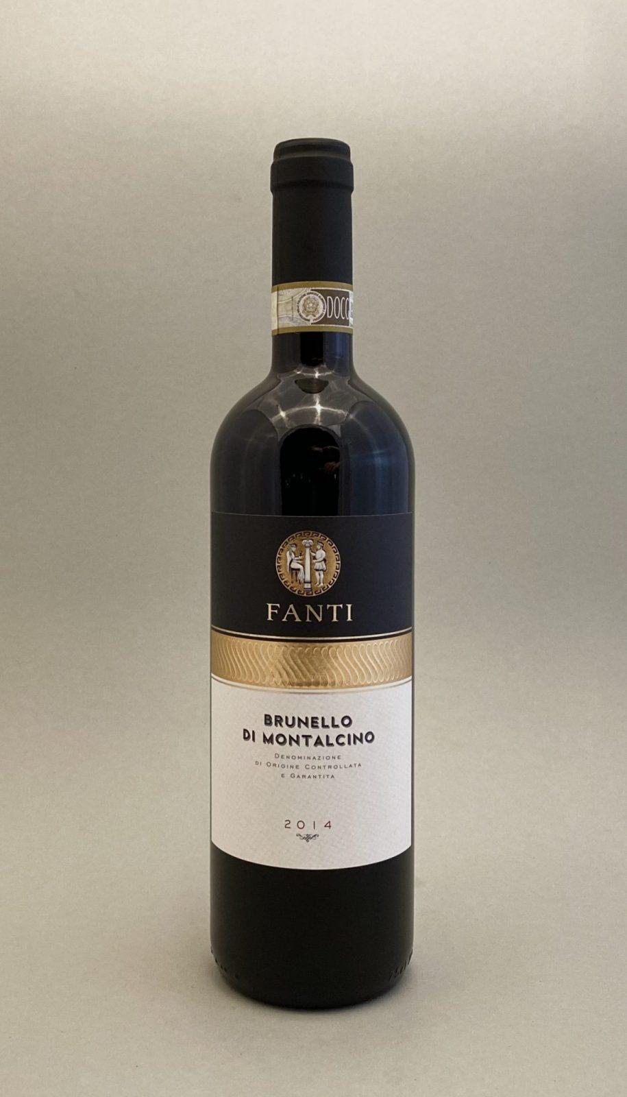 FANTI Brunello Di Montalcino 2014, vinoteka Sunny wines slnecnice mesto Bratislava, petrzalka, vino červené z Talianska, rozvoz vín, eshop