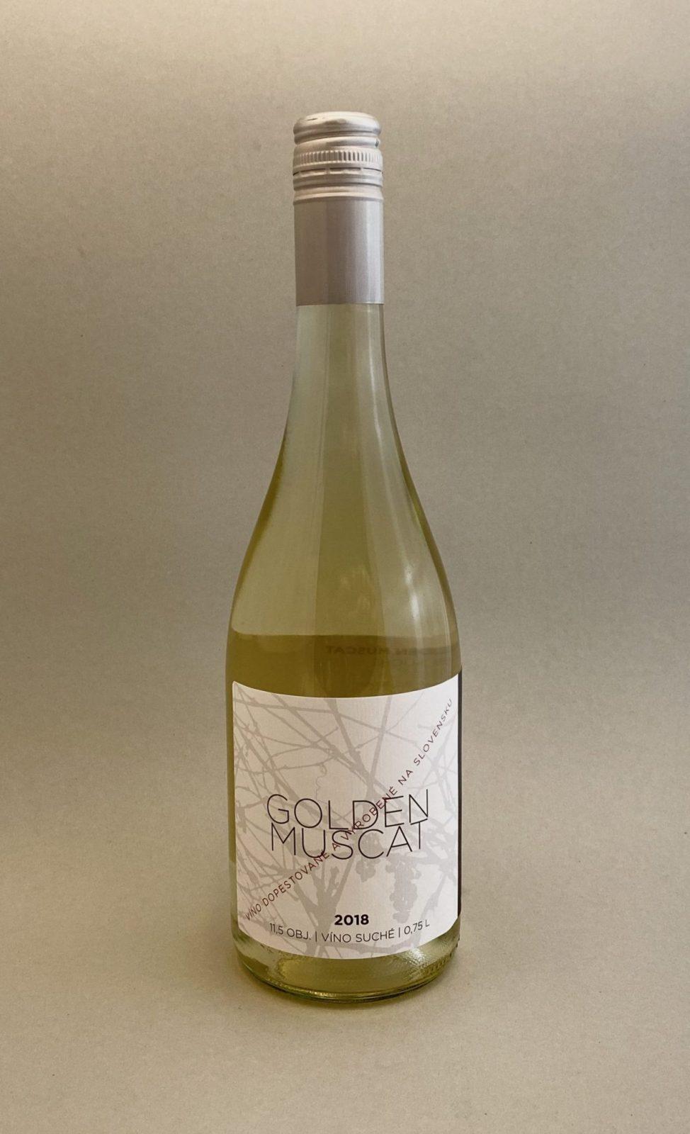FONDRK VINÁRSTVO Golden Muscat 2018, vinotéka v Slnečniciach, slovenské biele víno, Bratislava Petržalka, Sunny Wines