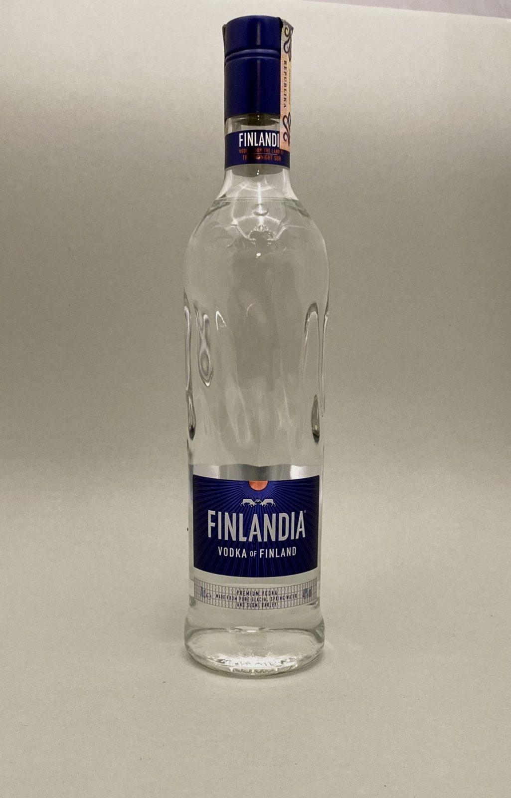 Finlandia Vodka 40%, Bottleshop Sunny wines slnecnice mesto, petrzalka, Vodka, rozvoz alkoholu, eshop
