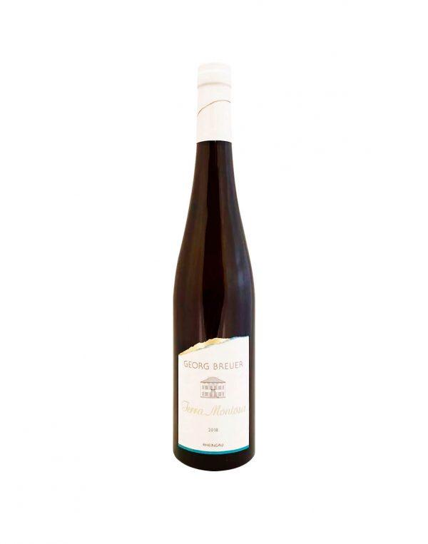 GEORG BREUER Riesling Terra Montosa 2018, vinoteka Bratislava Sunny wines slnecnice mesto, petrzalka, vino biele z Nemecka