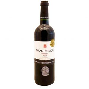 GRAN FEUDO Navarra Reserva 2009, vinotéka Sunny wines Slnečnice Bratislava Petržalka, rozvoz vín, cervene vino zo Spanielska
