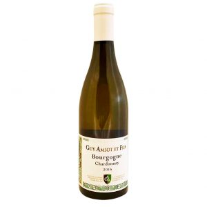 GUY AMIOT Bourgogne Chardonnay 2016, vinoteka Bratislava slnecnice mesto, petrzalka, vino biele z Francúzska