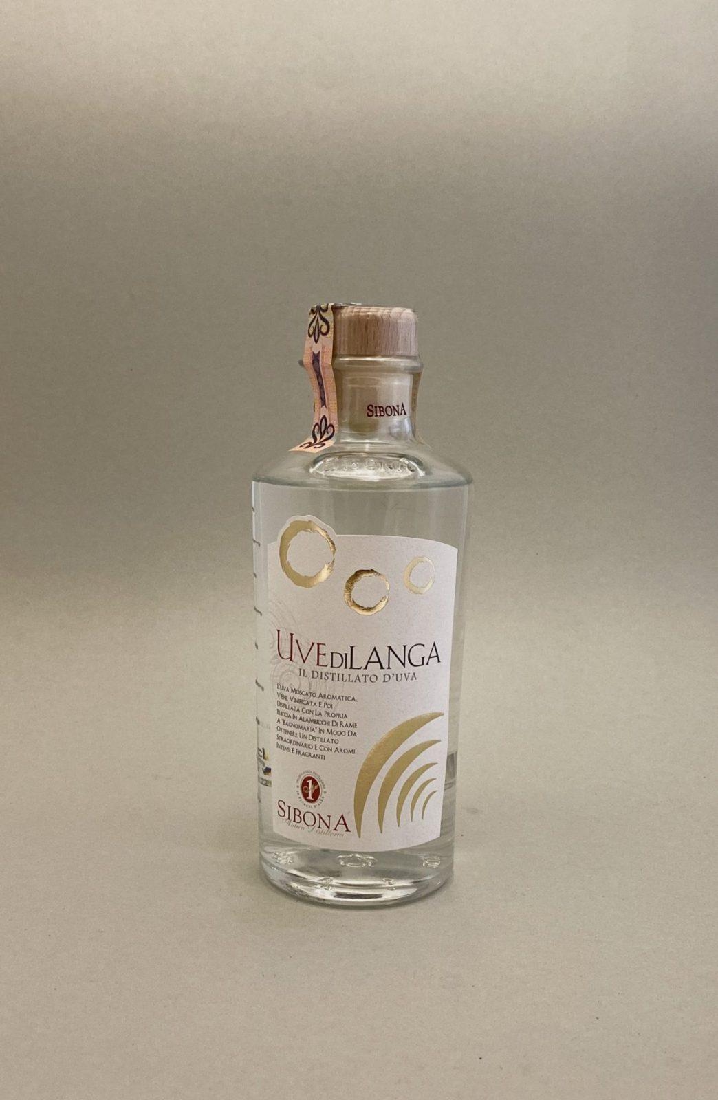 Grappa Sibona Uvedilanga 40%, Bottleshop Sunny wines slnecnice mesto, petrzalka, Brandy, rozvoz alkoholu, eshop