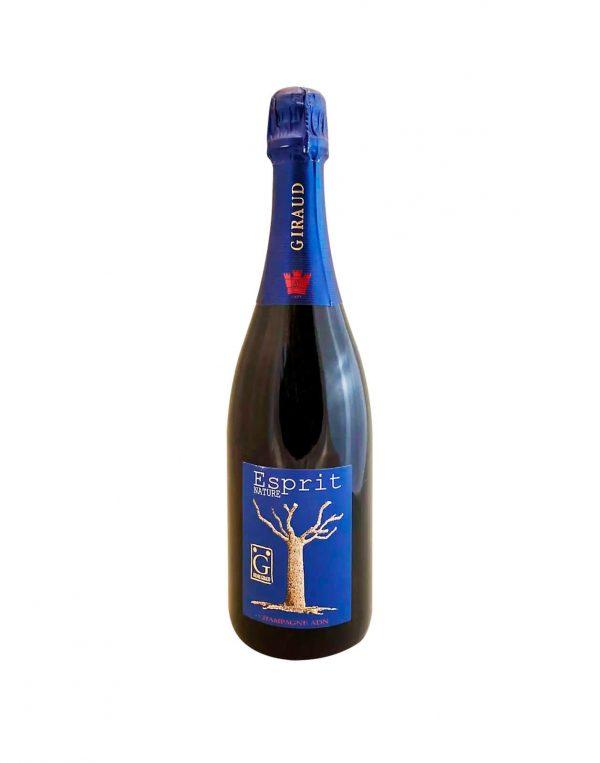HENRI GIRAUD Esprit Champagne Brut Nature, Bublinkove vino, vinotéka Bratislava Slnecnice, Sunnywines, rozvoz vina, winebar