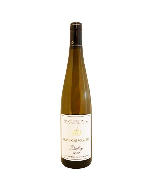 HUNAWIHR Grand Cru Rosacker Riesling 2016, vinoteka Bratislava slnecnice mesto, petrzalka, vino biele z Francúzska